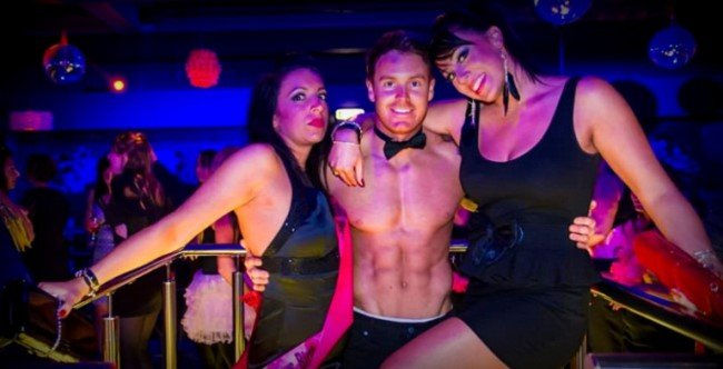 Male strippers in Melbourne