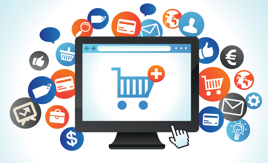 eCommerce Web Design CA