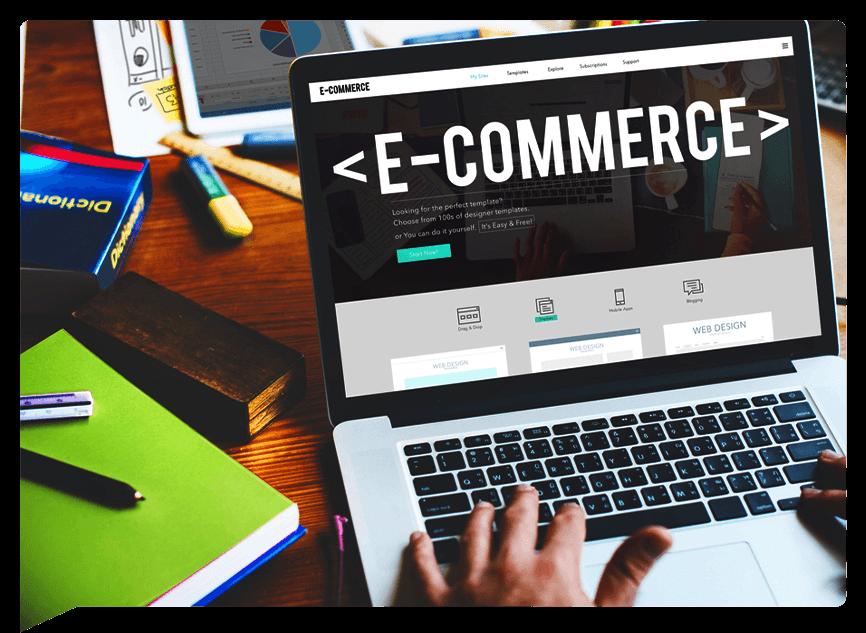Best eCommerce Web Design & Development
