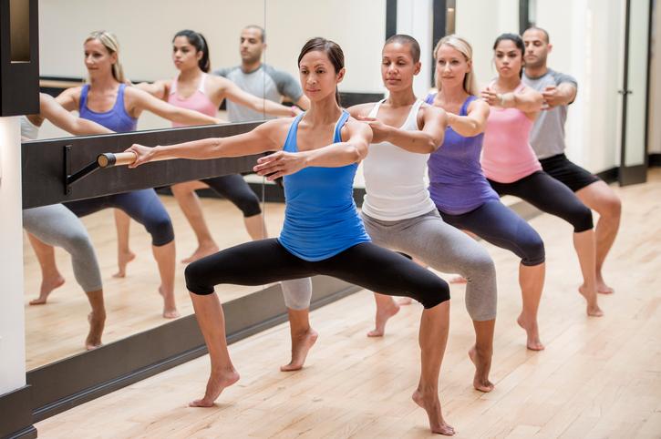 ballet barre classes