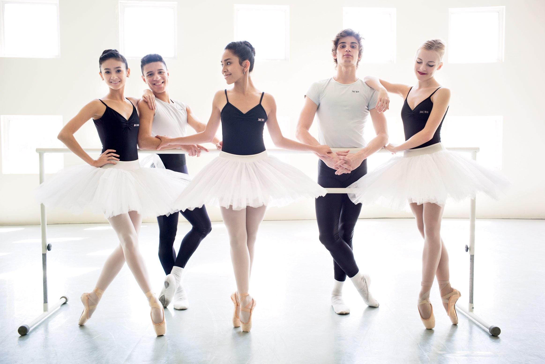 ballet barre dance
