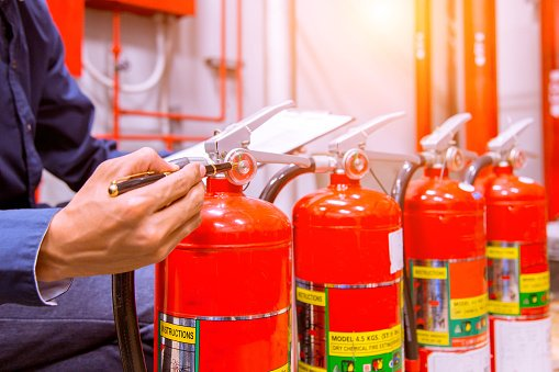 Best Fire Extinguisher Inspection Companies Near Me